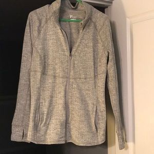XL Old Navy women's dry fit zip jacket
